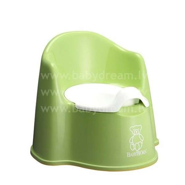 BabyBjorn Potty Chair Bērnu podiņš Green